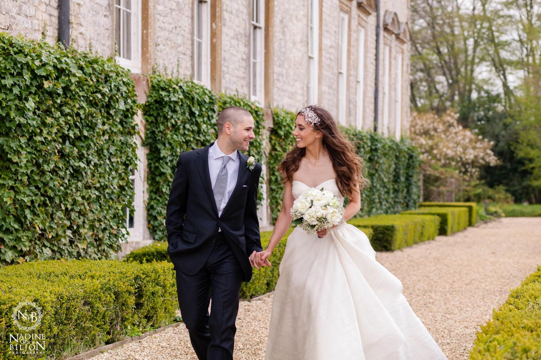 Natural Wedding Photographer Ston Easton Park026