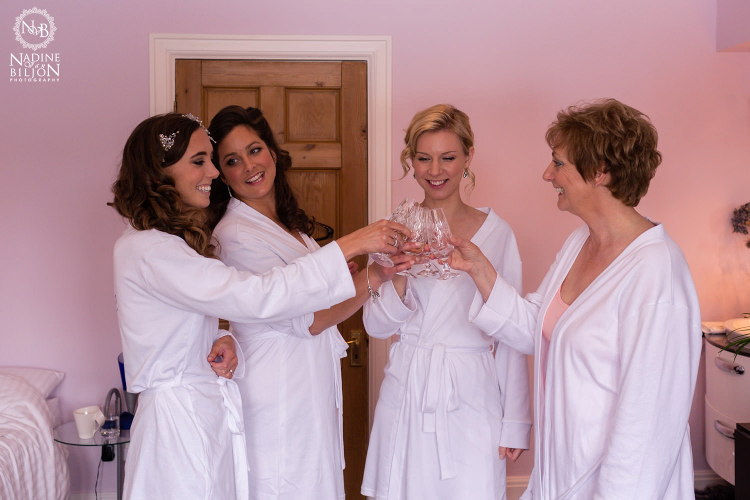 bridesmaids personalised dressing gowns