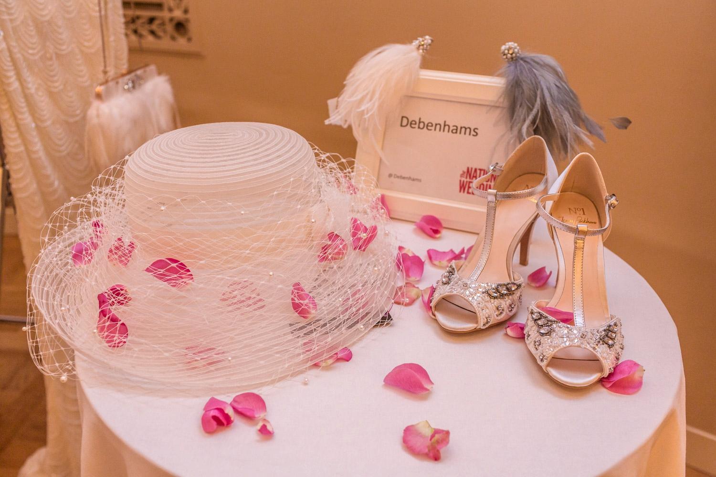 Debenhams bridal wear