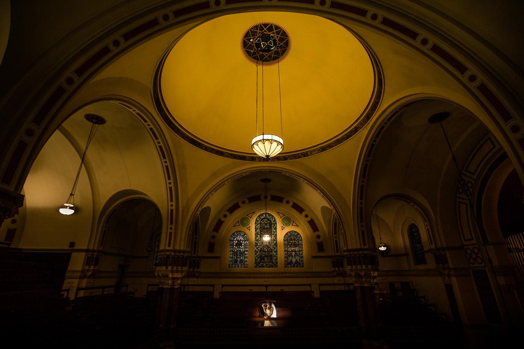 West London Synagogue Wedding Photographer