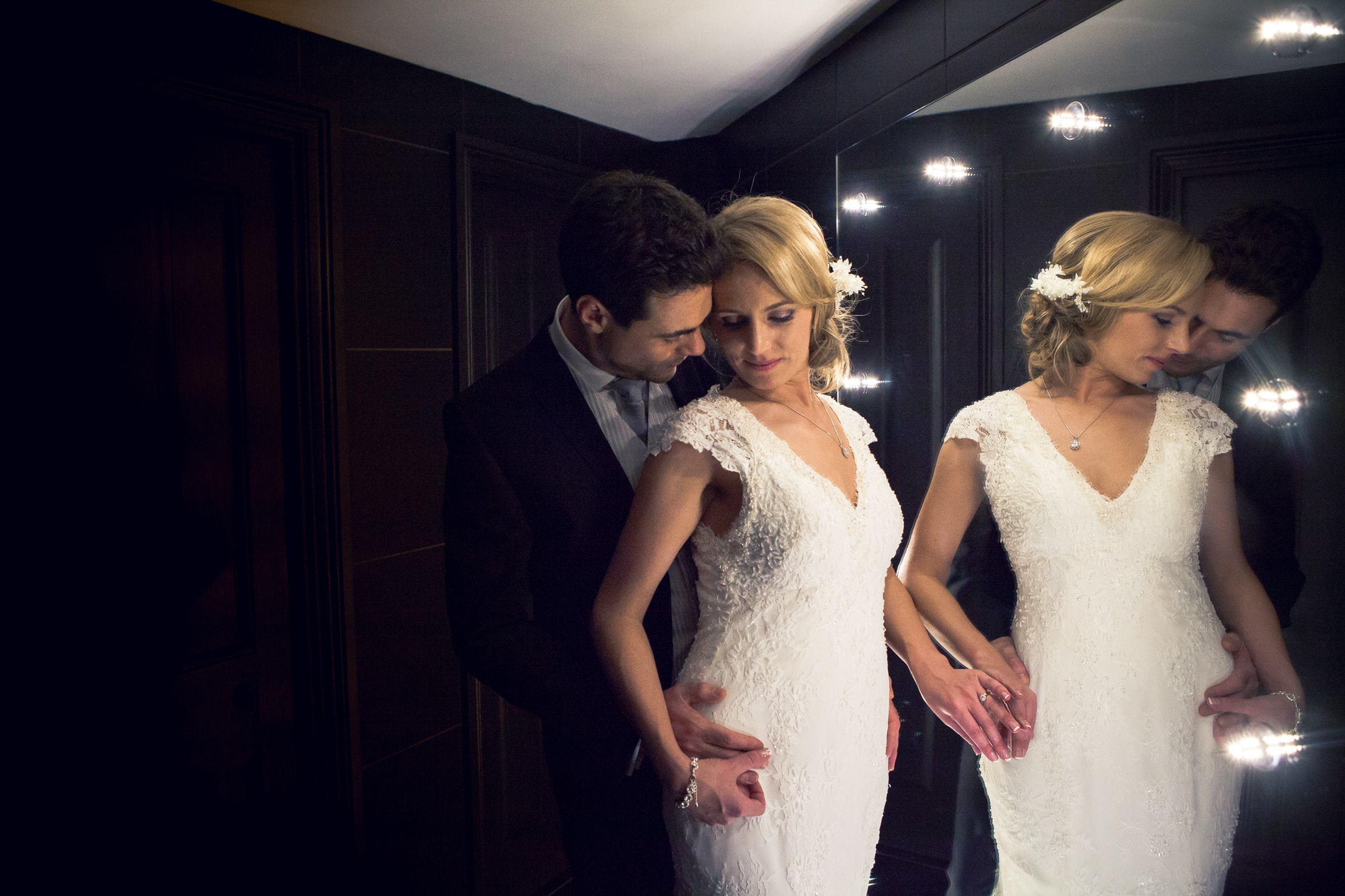 Bingham Hotel Wedding Photographer