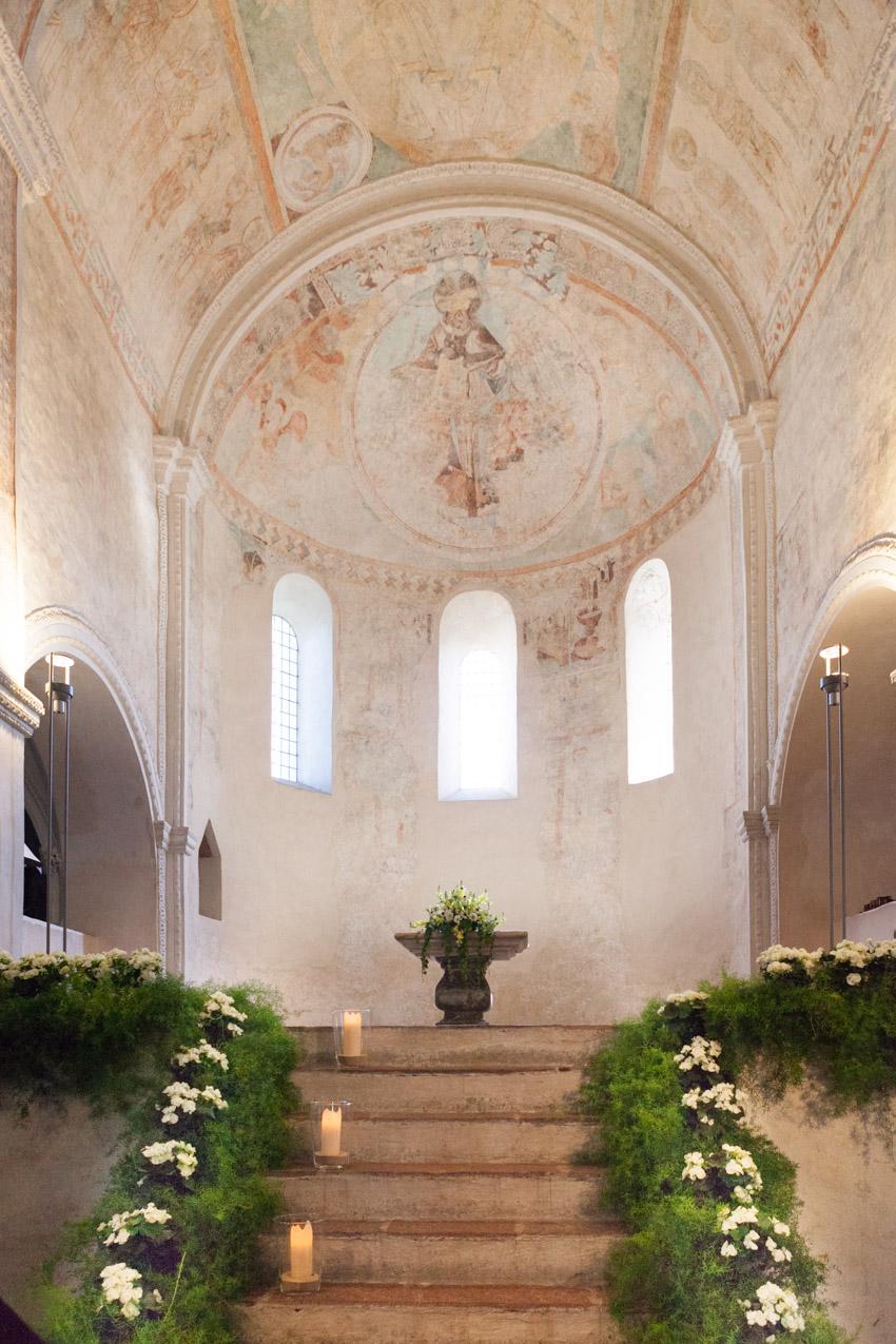 Swiss Church Weddiing