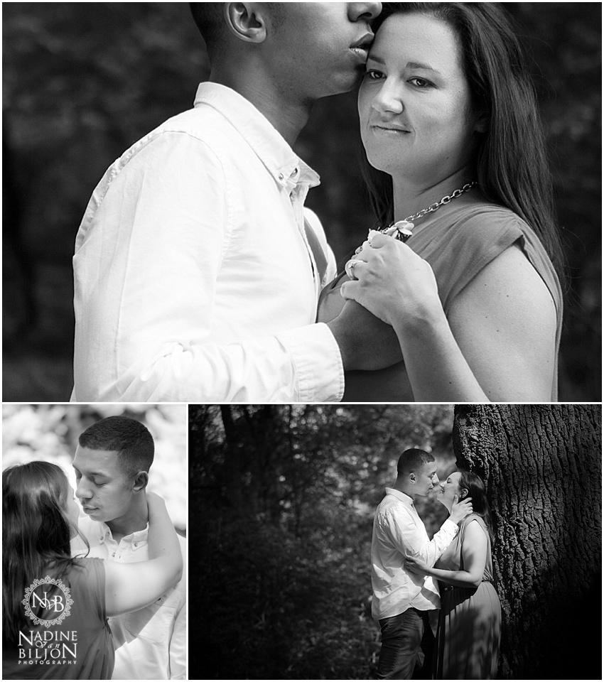 Richmond Park Engagement Shoot