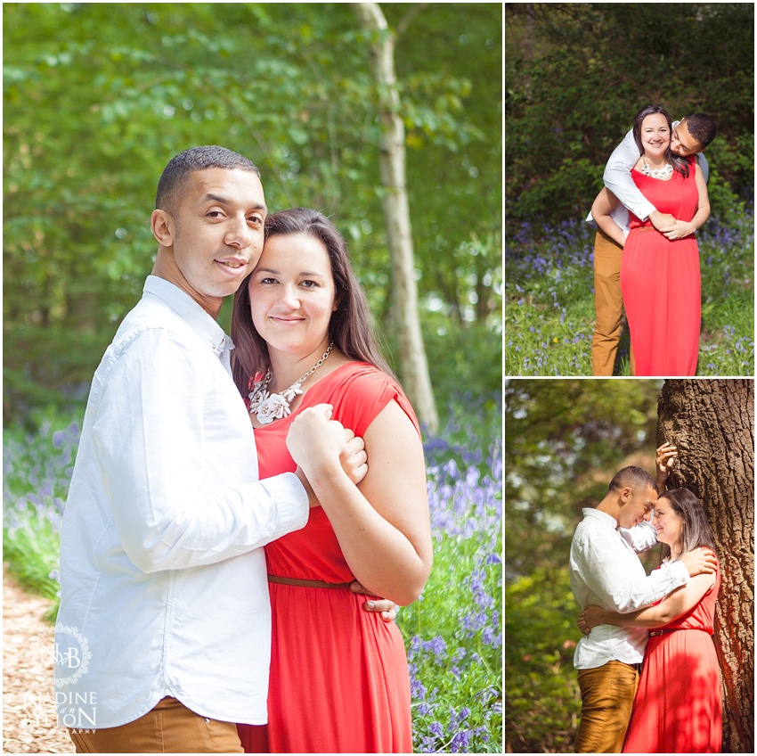 Beautiful engagement shoot pictures