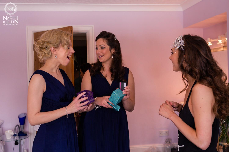 origianl gifts for bridesmaids