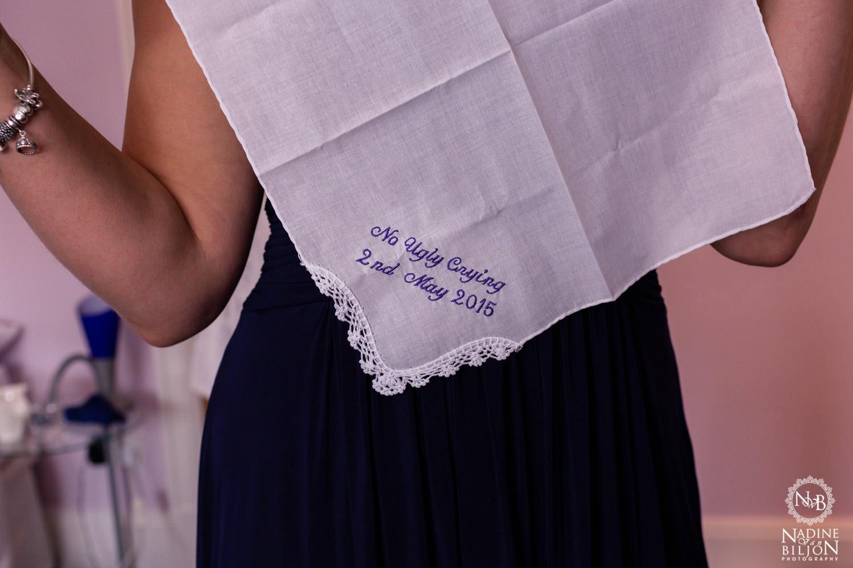 original bridesmaid gift