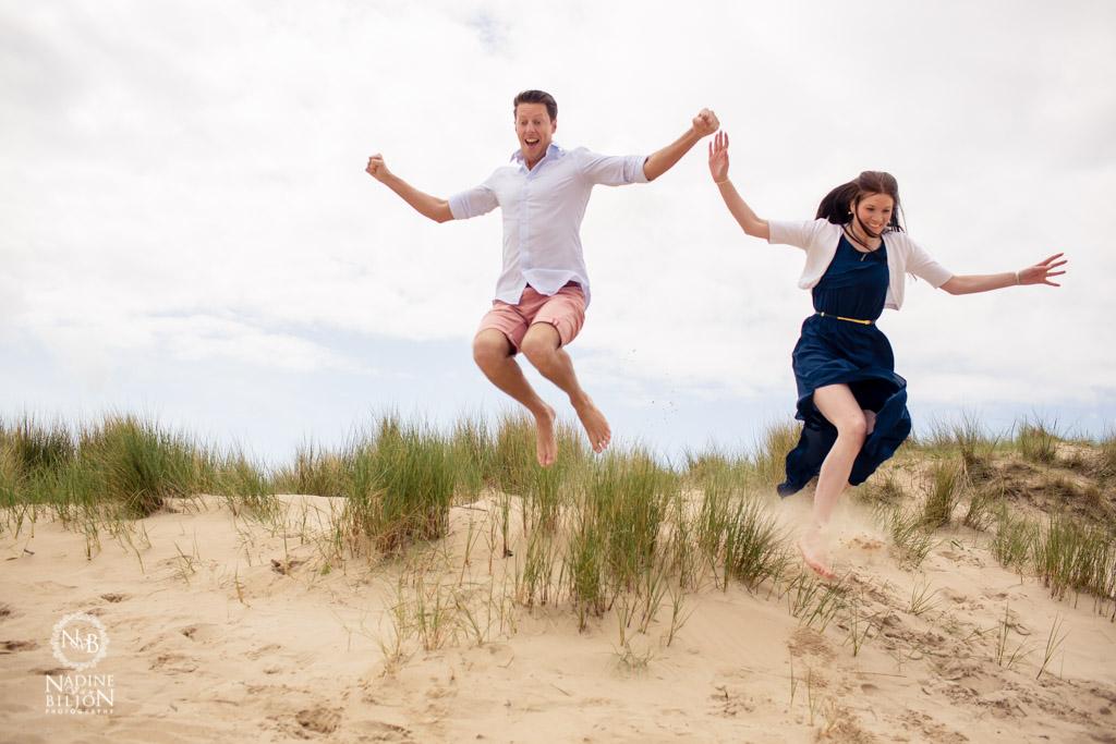 Dorset Beach Engagement Shoot