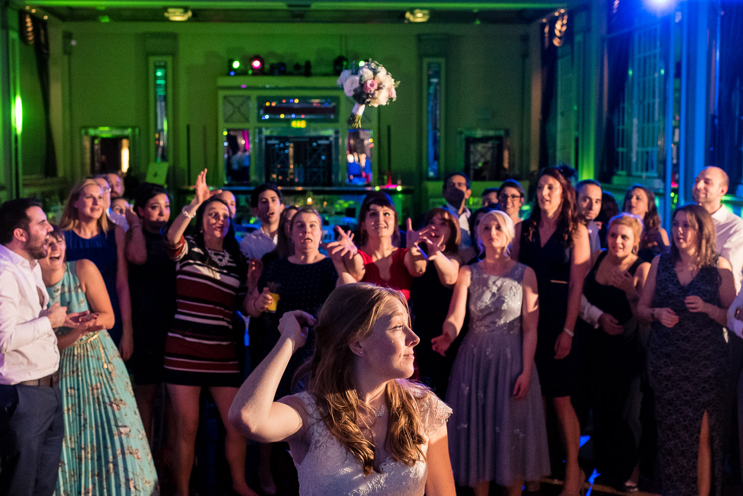 Bloomsbury Ballroom wedding
